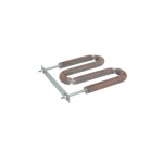 Finned Tubular Element for SWU Washdown Unit Heater, Up to 12 KW