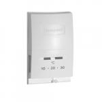 24 V Low Voltage Thermostat, 1.2 Amp, White
