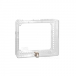 Universal Thermostat Guard, Clear Plastic