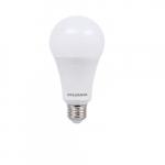 17W LED A21 Grow Bulb, E26, 260 lm, 120V