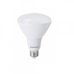 18W LED BR30 Grow Bulb, E26, 290 lm, 120V