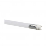 4-ft 18W LED T8 Tube Light, Ballast Bypass, Dual End, G13, 2160 lm, 5000K