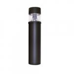 3-ft 18W LED Bollard Light, Flat Top, 150W Inc. Retrofit, 2035 lm, 3000K, Bronze