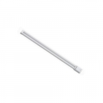 2-ft 17W LED T5 Tube Light, Plug and Play, Single Ended, 2G11, 2200 lm, 4100K