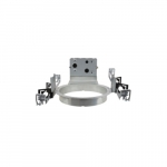 6-in Recessed Downlight Rough-in Frame w/ expandable bar hangers