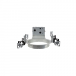 8-in Recessed Downlight Rough-in Frame w/ expandable bar hangers