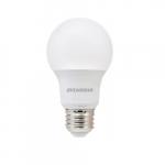 8.5W LED A19 Bulb, E26, 800 lm, 120V, 2700K, Frosted, Bulk Pack