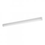 4 -ft 32W LED Strip Light, 2x32W Fluorescent Retrofit, Dimmable, 4000 lm, 5000K