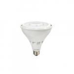 25W LED PAR38 Bulb, 250W Hal. Retrofit, Dimmable, 2650 lm, 5000K