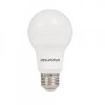 8.5W LED A19 Bulb, E26, 500/600/850 lm, 120V, Selectable CCT