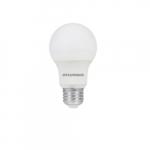 8.5W LED A19 Bulb, 60W Inc. Retrofit, E26, 800 lm, 5000K, Frosted