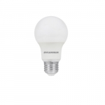 6W LED A19 Bulb, 40W Inc. Retrofit, E26, 450 lm, 3500K, Frosted