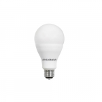 23W LED A21 Bulb, 0-10V Dimmable, E26, 2600 lm, 120V, 3000K