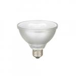 10W LED PAR30 Bulb, 75W Inc. Retrofit, Dim, E26, 25 Deg., 825 lm, 120V, 3000K