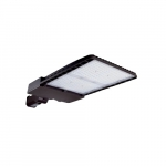 300W LED Area Light, Dimmable, T3, NEMA 7-Pin, 38000 lm, 347V-480V, 5000K
