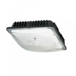 70W LED Canopy Light, 7600 lm, 5000K