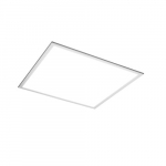 23W 2x2 LED Standard Flat Panel Luminaire, Dimmable, 2700 lm, 3000K