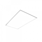 29W/39W/46W Selectable 2x4 LED Premium Flat Panel Luminaire, Dimmable, 6000 lm, 4100K