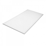 46W 2x4 LED Flat Panel Luminaire, Dimmable, 5000 lm, 3000K