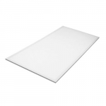 46W 2x4 LED Flat Panel Luminaire, Dimmable, 5500 lm, 5000K
