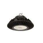 200W LED Round High Bay Luminaire, Dimmable, 200V-480V, 30000 lm, 5000K