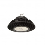 240W LED Round High Bay Luminaire, Dimmable, 200V-480V, 36000 lm, 4000K