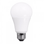 10W LED A19 Bulb, JA8 Compliant, Dimmable, E26 Base, 800 lm, 2700K