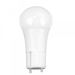 11W LED A19 Bulb w/ GU24 Base, Dimmable, 3000K