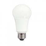 11W LED Omni-Directional A19 Bulb, 3000K