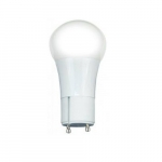 14W 3-Way LED A21 Bulb, 100W Halogen Retrofit, Dimmable, GU24, 1600 lm, 2700K