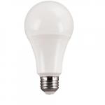 15W LED A21 Bulb, Dimmable, E26 Base, 120V, 3000K