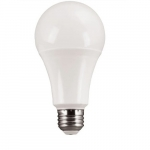 15W LED A21 Bulb, Dimmable, E26 Base, 120V, 4100K