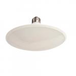 13W LED Starlight Fixture, 100W Inc. Retrofit, Dimmable, 1200 lm, 3000K-1800K