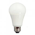 16W LED A19 Bulb, 4100K, 4 Pack