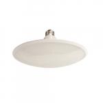 19W LED Starlight Fixture, 140W Inc. Retrofit, Dimmable, 2250 lm, 5000K