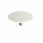 20W Q-sol LED Disk Light, Dimmable, 1600 lm, 5000K
