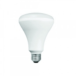 9W LED BR30 Bulb, Dimmable, 2-Pack, 650 lm, 2700K