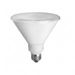 17W LED PAR38 Bulb, 2700K, 1200 Lumens