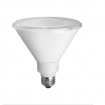 17W LED PAR38 Bulb, Narrow Flood, 3000K, 1250 Lumens