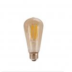2.7W LED ST19 Filament Bulb, Dimmable, 2500K, 210 Lumens