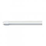 18W 4-ft LED T8 Tube, Plug & Play, Single-Ended, G13 Base, 1600 lumens, 4000K