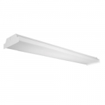 40W 4ft. LED Wrap Light, Dimmable, 4700 lm, 3500K, White