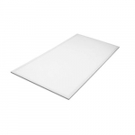 40W 2 x 4' LED Flat Panel w/ Emergency Backup, Dimmable, 5000 lm, 3500K