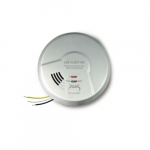 Photoelectric Smoke & Carbon Monoxide Alarm, Hardwired