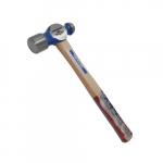 16-in Ball Pein Hammer w/ Hickory Handle, 2.5 lb Head