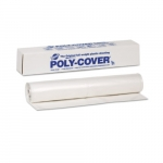 20-ft X 100-ft Poly-Cover Plastic Sheets, 4 Mil, Clear