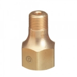 1/2-in Male NPT Outlet Adaptor for Manifold Pipelines