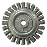 Stringer Bead Wheel, 6'' x .3/16'' Diameter
