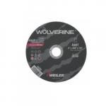 6-in Wolverine Chop Saw Cutting Wheel, 60 Grit, Aluminum Oxide, Resin Bond
