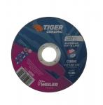 4.5-in Ceramic Cutting Wheel, .045-in Thick, 60 Grit, 13300 RPM